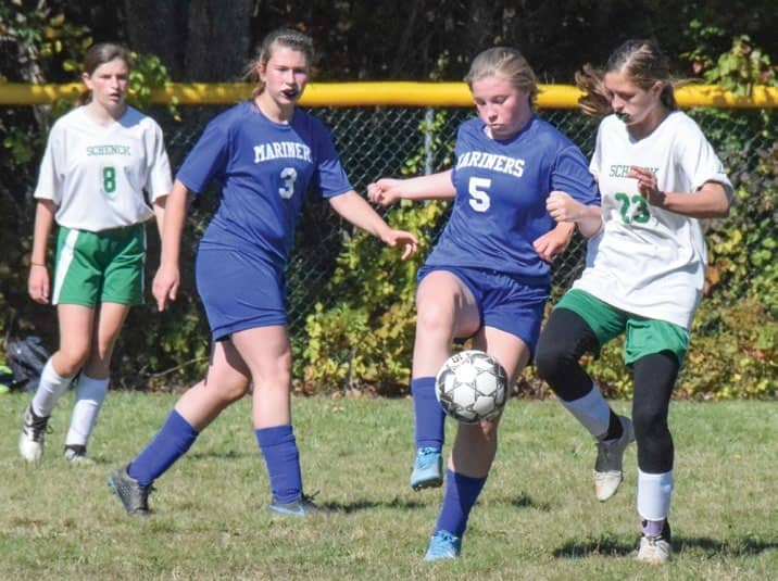 DISHS Girls Soccer Team Gets Second Win Of Season