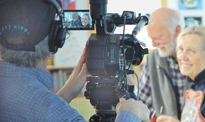 Kane-Lewis Productions to interview Moyers