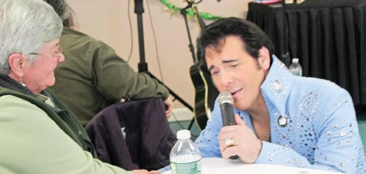 Elvis rekindles memories in Stonington