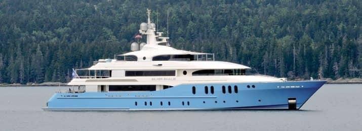 'Tis the season for yachtspotting