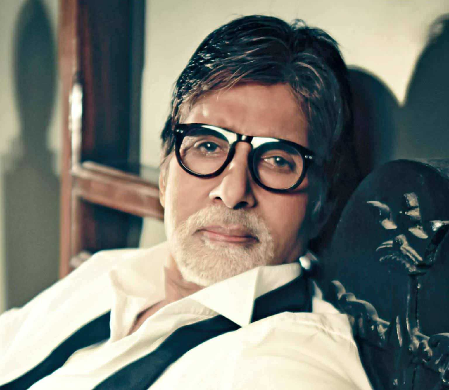 Amitabh Bachchan: The Most Celebrated Indian Actor