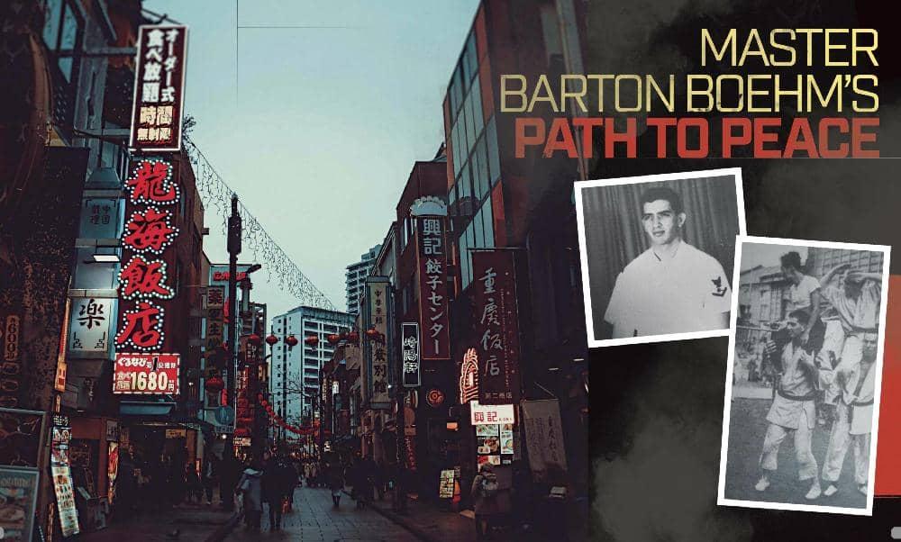 MASTER BARTON BOEHM'S PATH TO PEACE