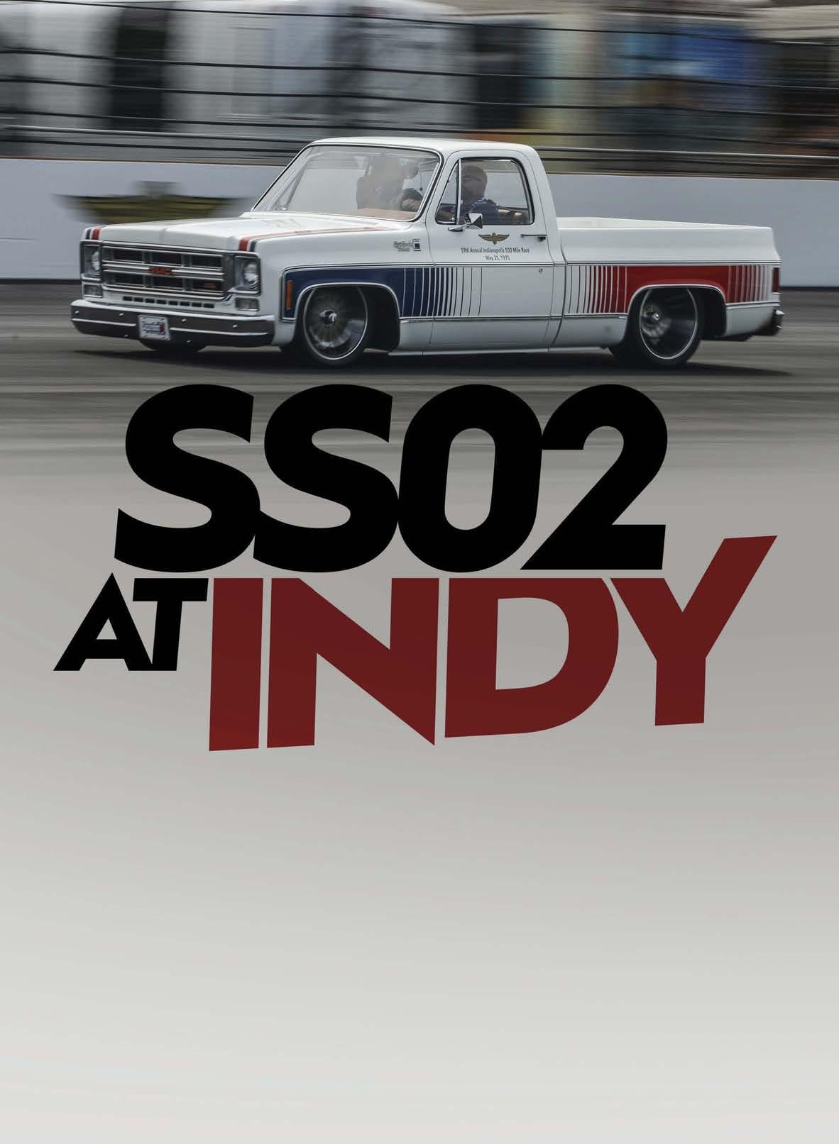 SS02 AT INDY