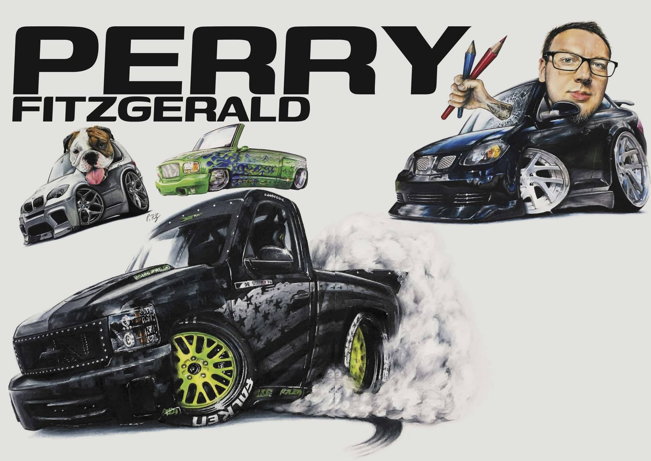 PERRY FITZGERALD