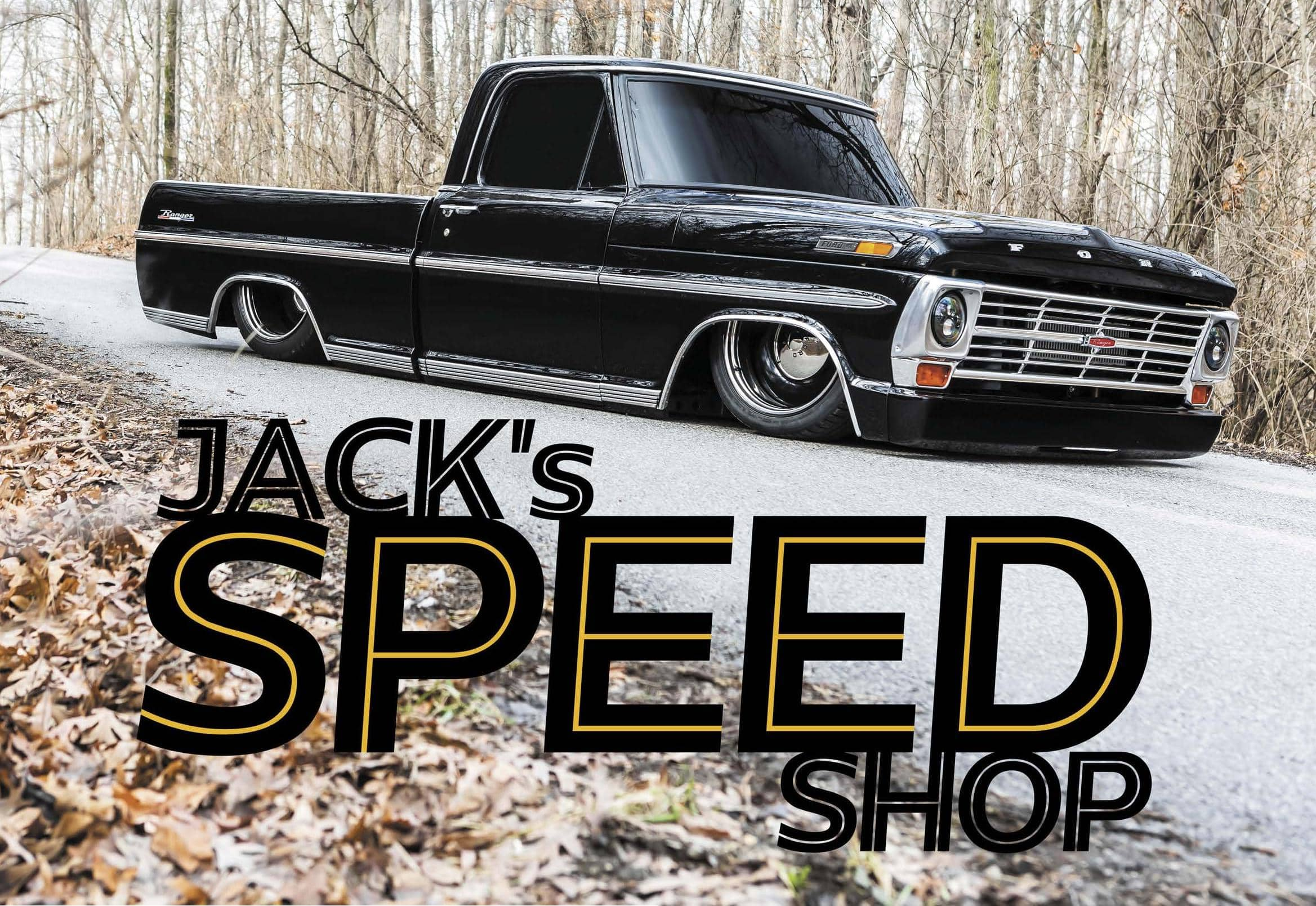 JACK'S SPEED SHOP