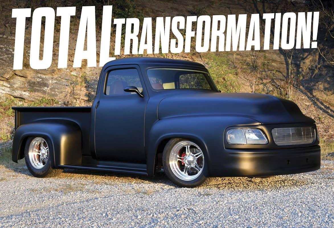 TOTAL TRANSFORMATION!