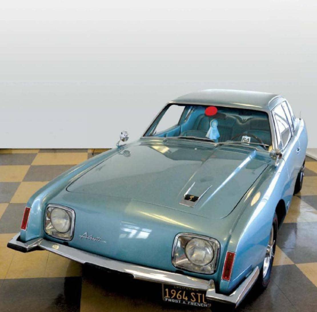 GET TO KNOW: The Studebaker Avanti