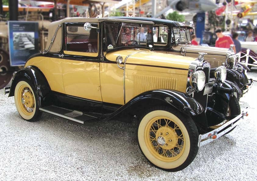 GET TO KNOW: The Ford Model A
