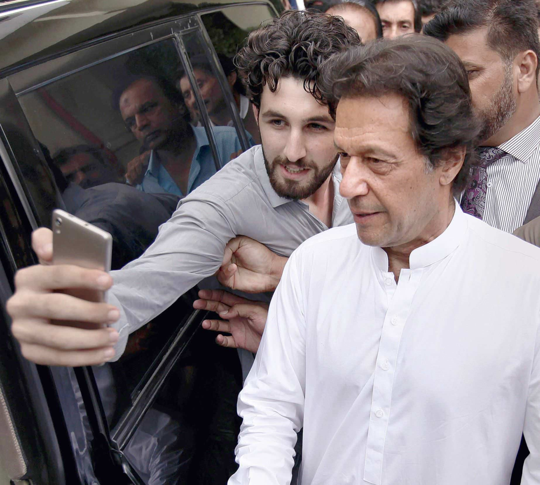 Imran: An Intense, Intimate Encounter