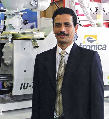 """""""Indian Plastic Machinery Industry Is On A Good Growth Path"""""""