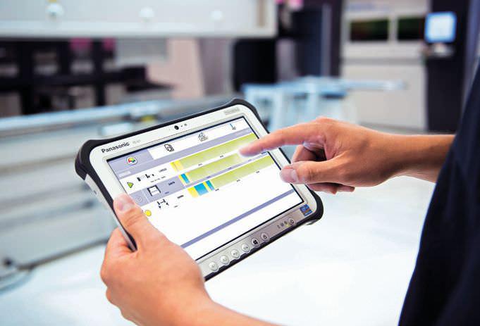 LVD's New CADMAN Software Suite Suits Smart Manufacturing