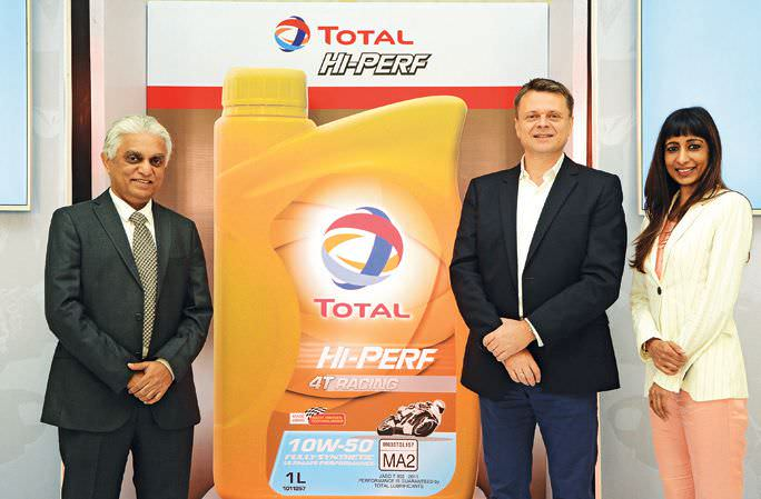 Total Expands Auto Lubes Range With Hi-Perf Engine Oil