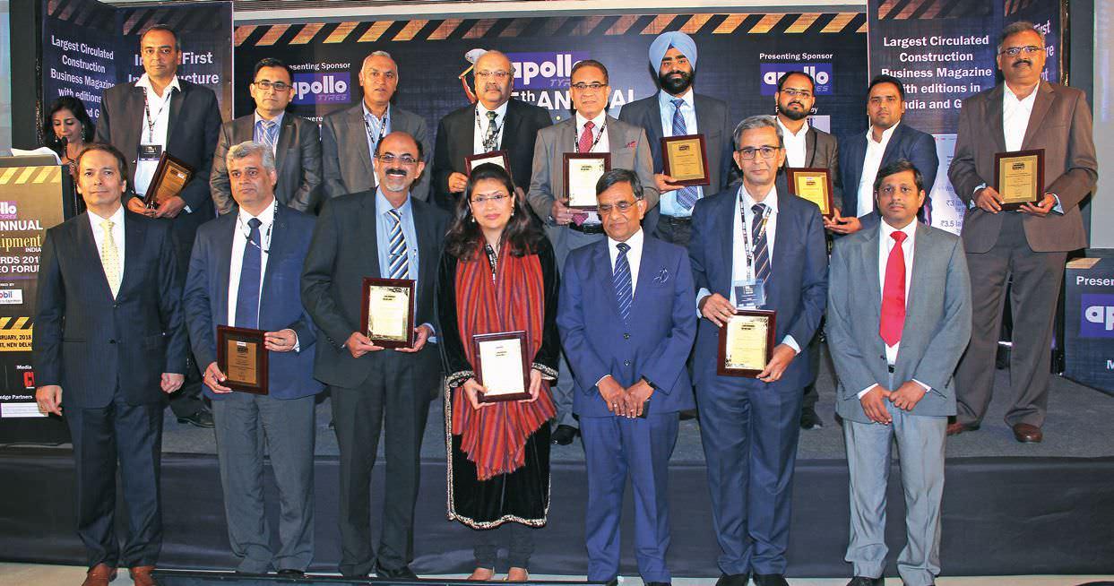 5 Th Equipment India Annual Awards