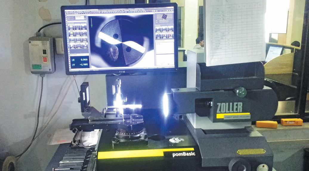 Aayudh Tools Raises Productivity Using ANCA Tool Grinders