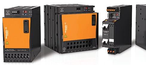Weidmüller Launches Innovative PROtop Power Supply