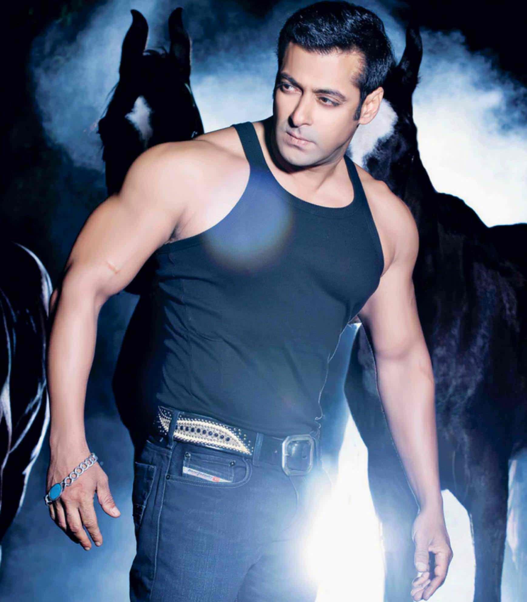 Did The (Black) Buck Get Passed To Salman Khan?