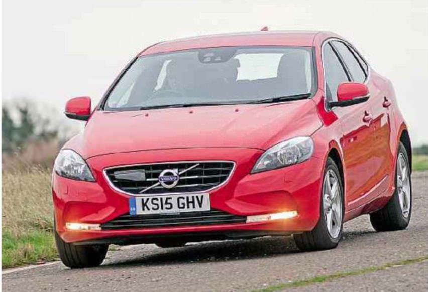V40 Named Britain S Safest Used Car Buy