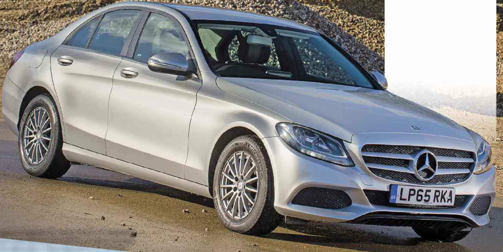 How To Get Your Hands On Mk4 Mercedes For Only £12,000