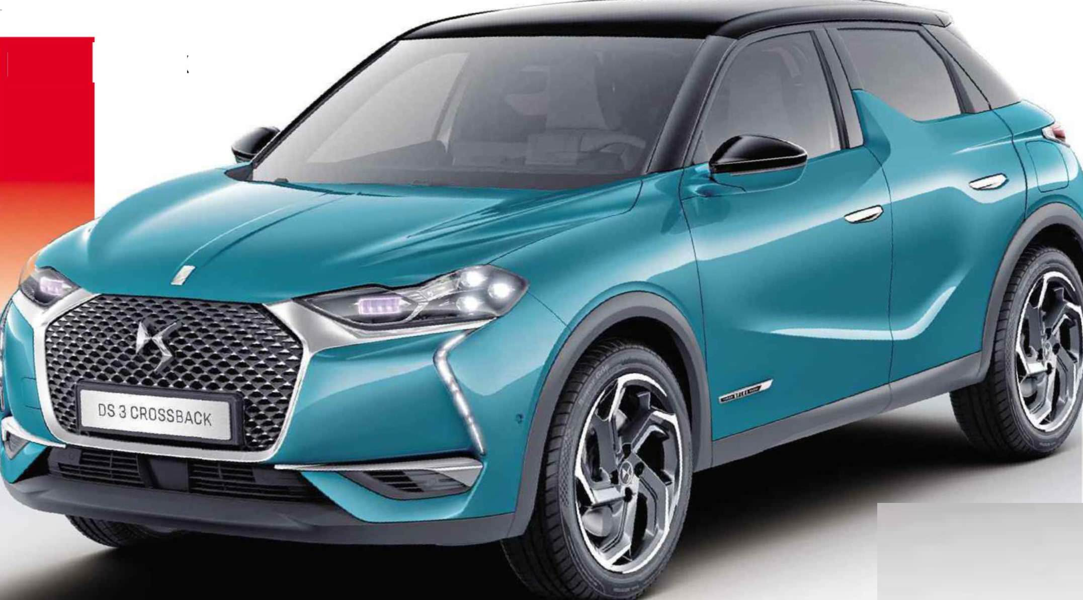 Crossback Takes DS 3 From Supermini To SUV