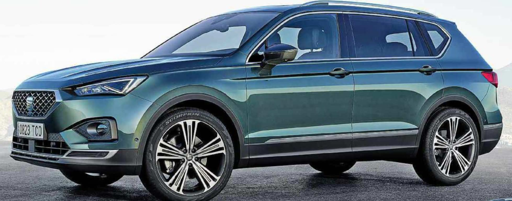 Seat Reveals New Range-topping Tarraco SUV
