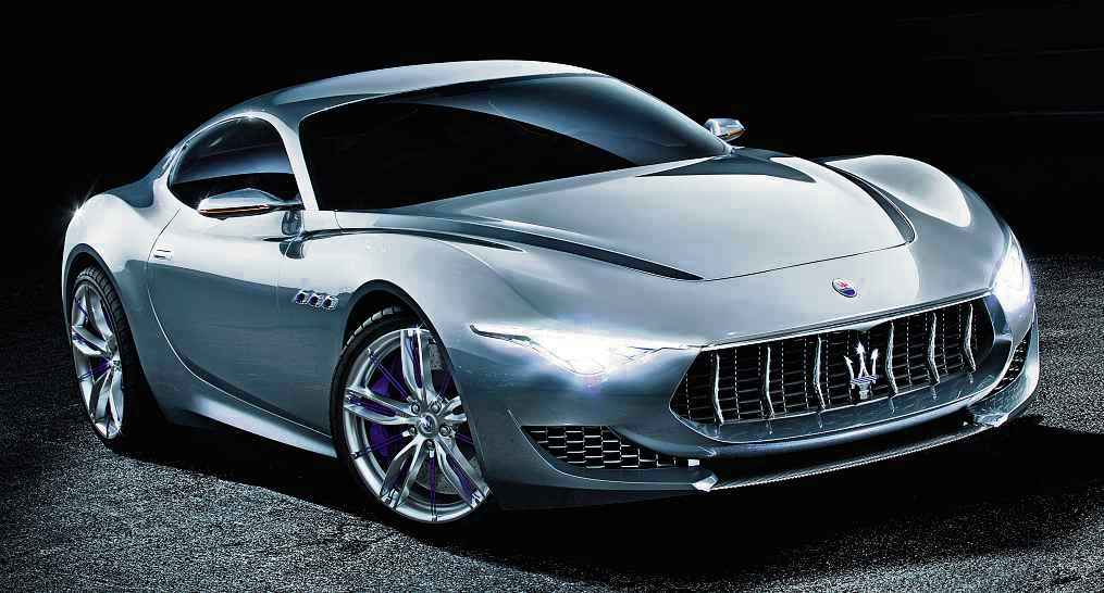 Maserati Charges Ahead To An Electric Future