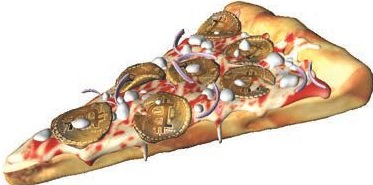 You'd Be Crazy To Buy Pizza With Bitcoin