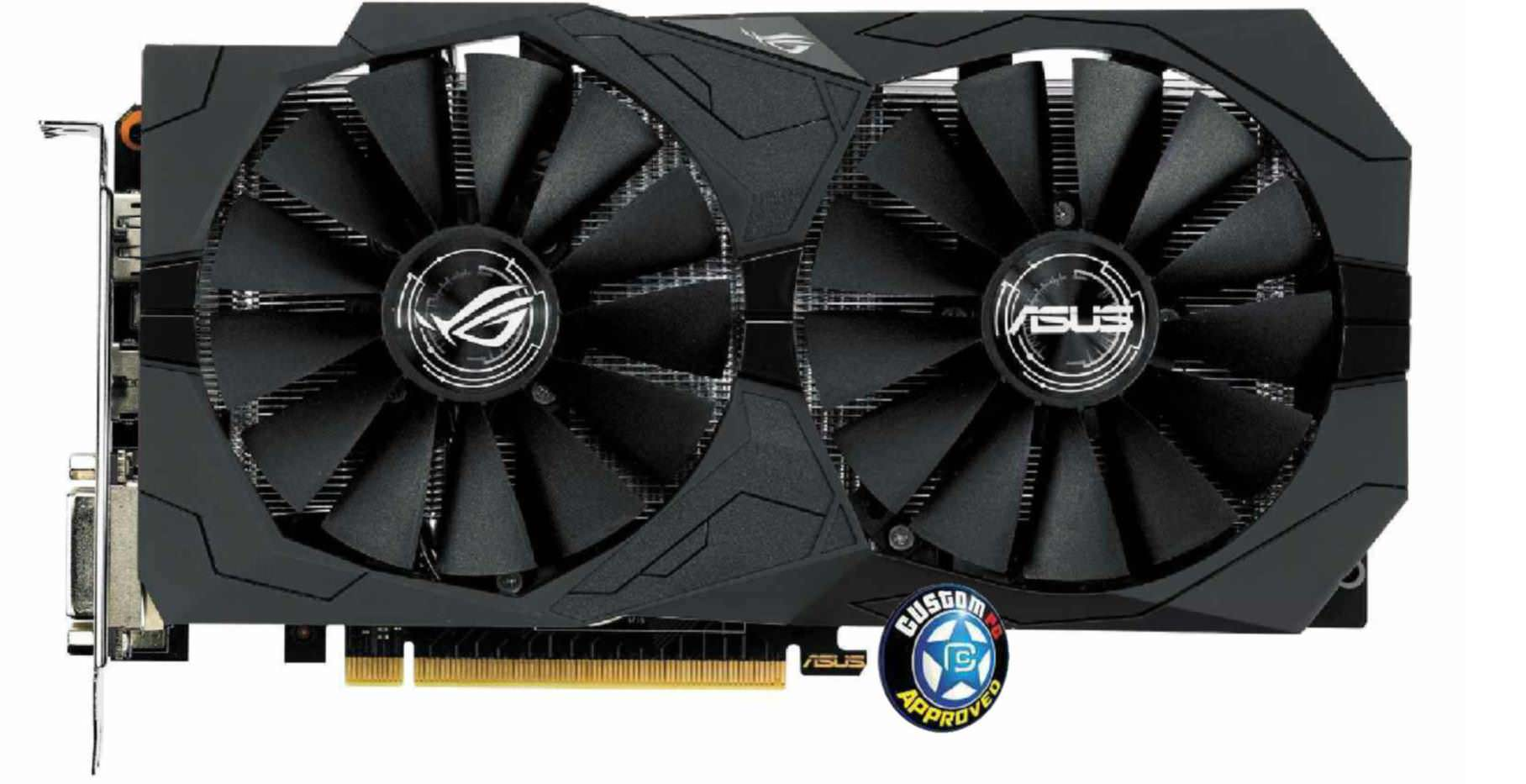 Nvidia GeForce GTX 1050 Ti 4GB