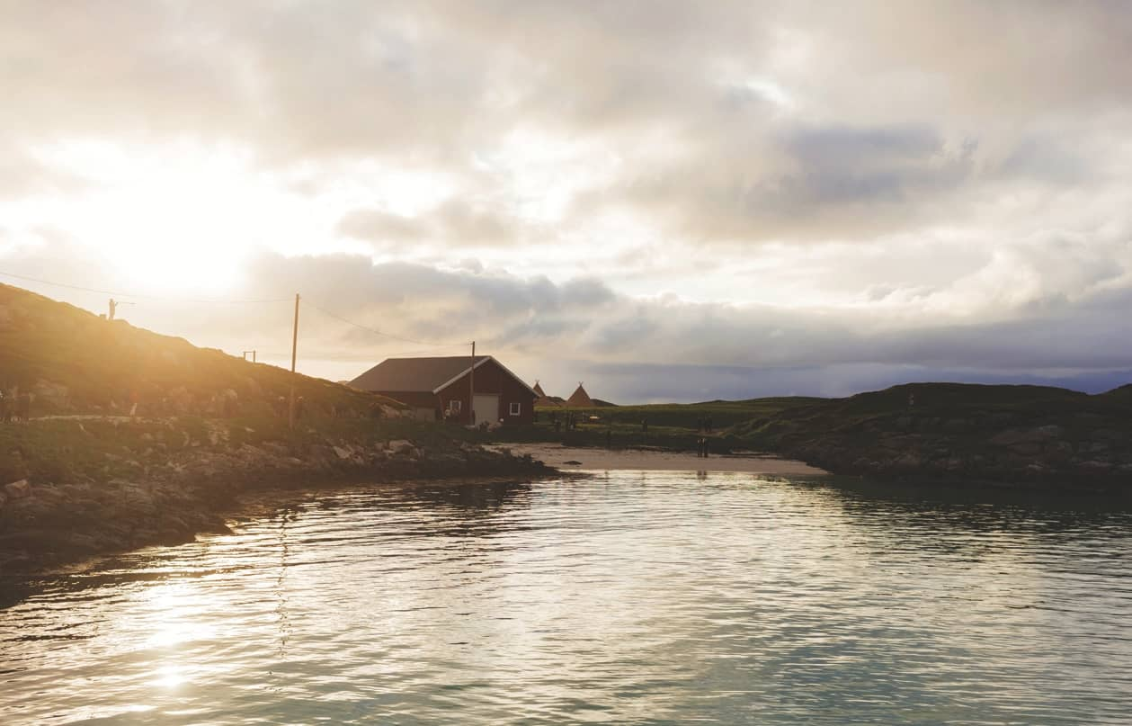 Magical Mystery Tour To Tromsø In Norway