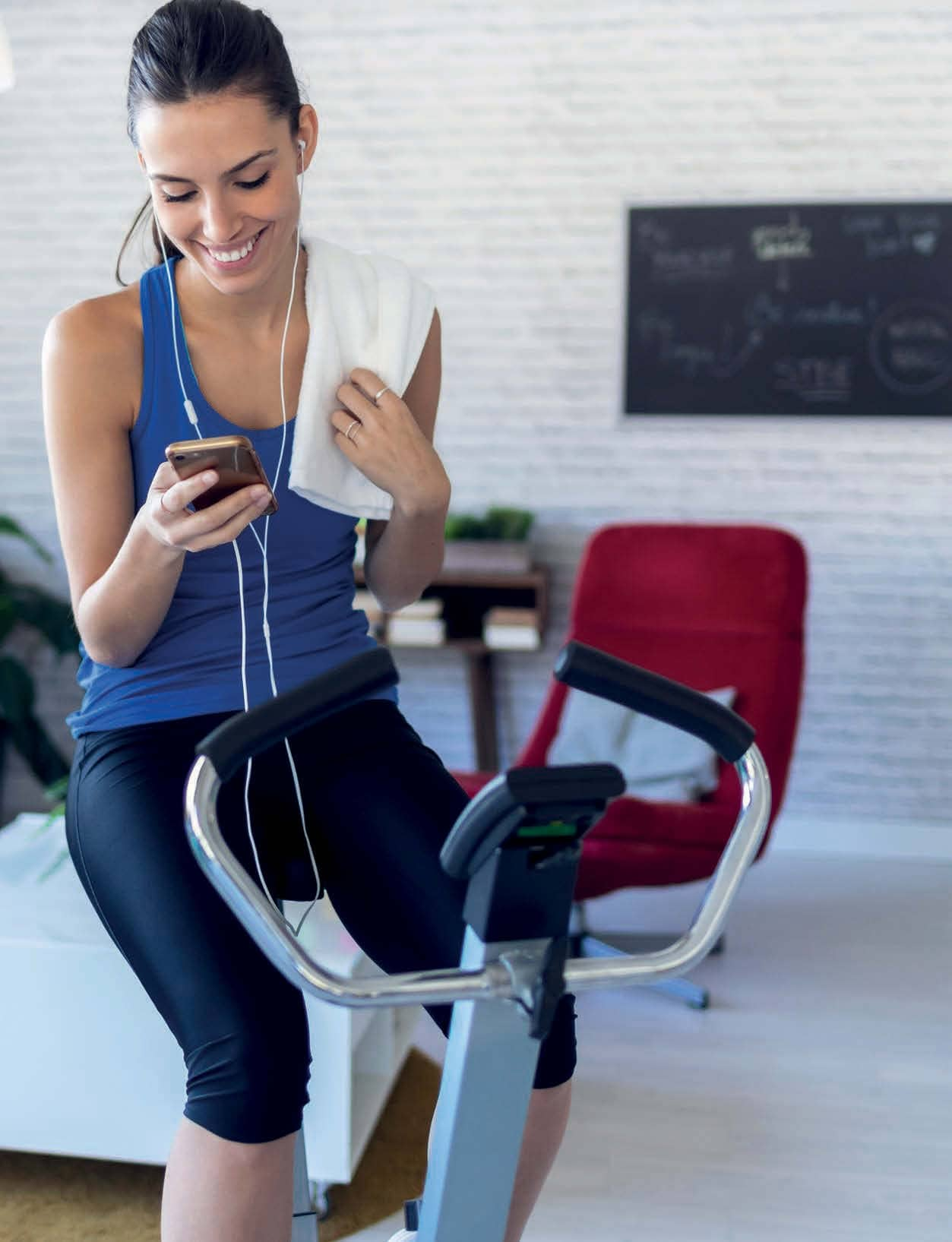How To Turn Your Home Into A Smart Gym