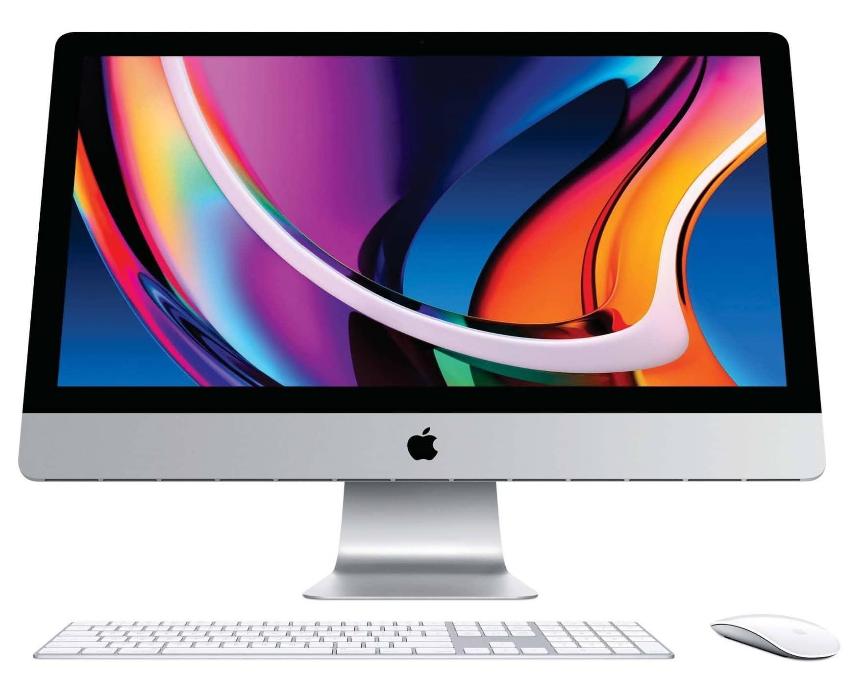 27–inch iMac (2020)