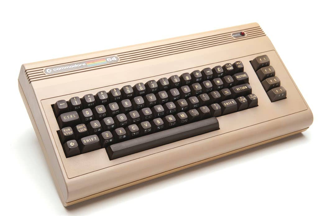 Machine Of The Month: The Commodore 64