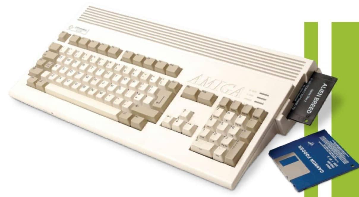 Machine of the Month: Commodore Amiga