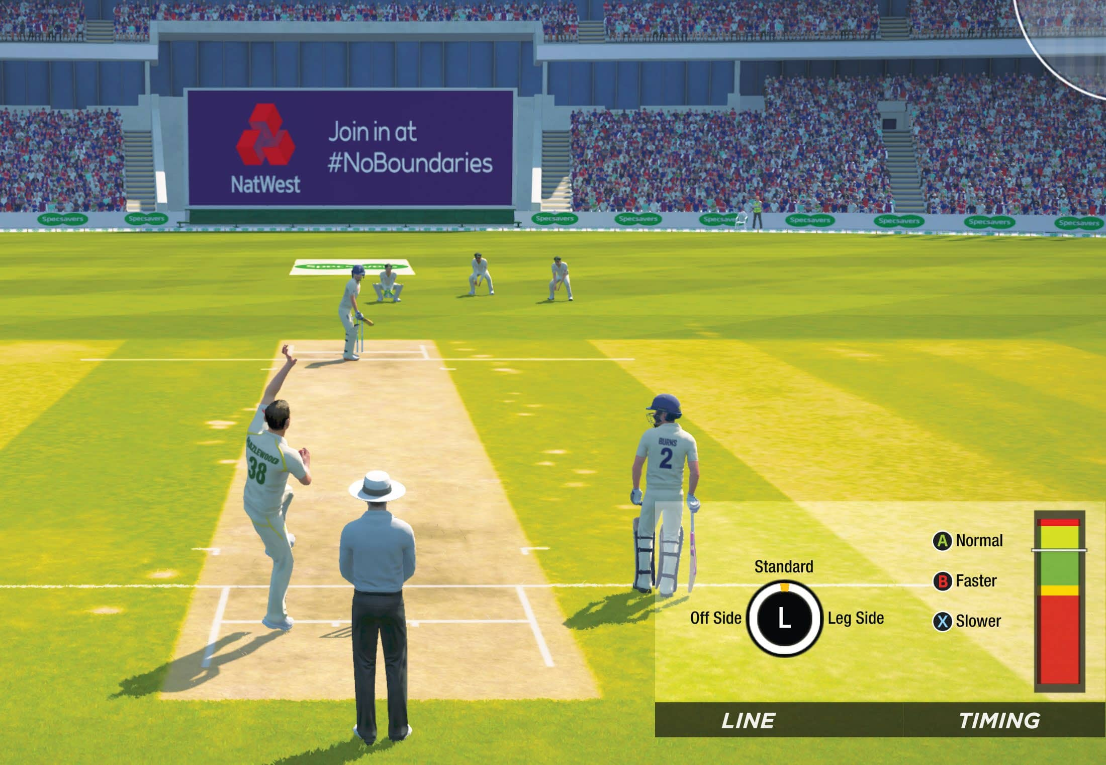 Cricket 19 - Uneven Bowler Is Unlikely To Crease You Up