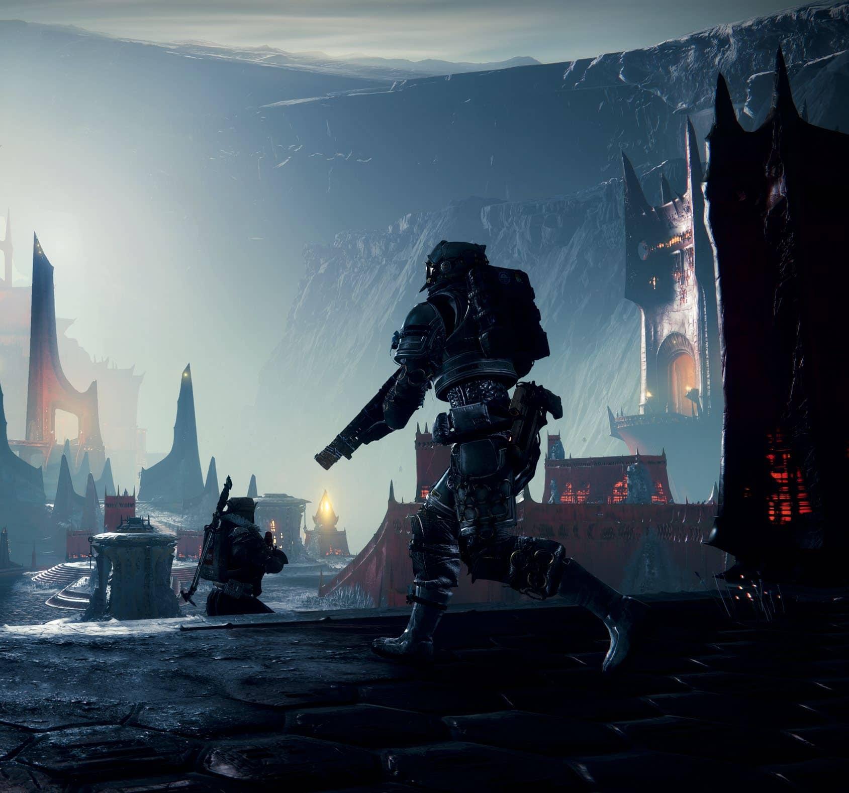 Destiny 2 - Forging A New Path