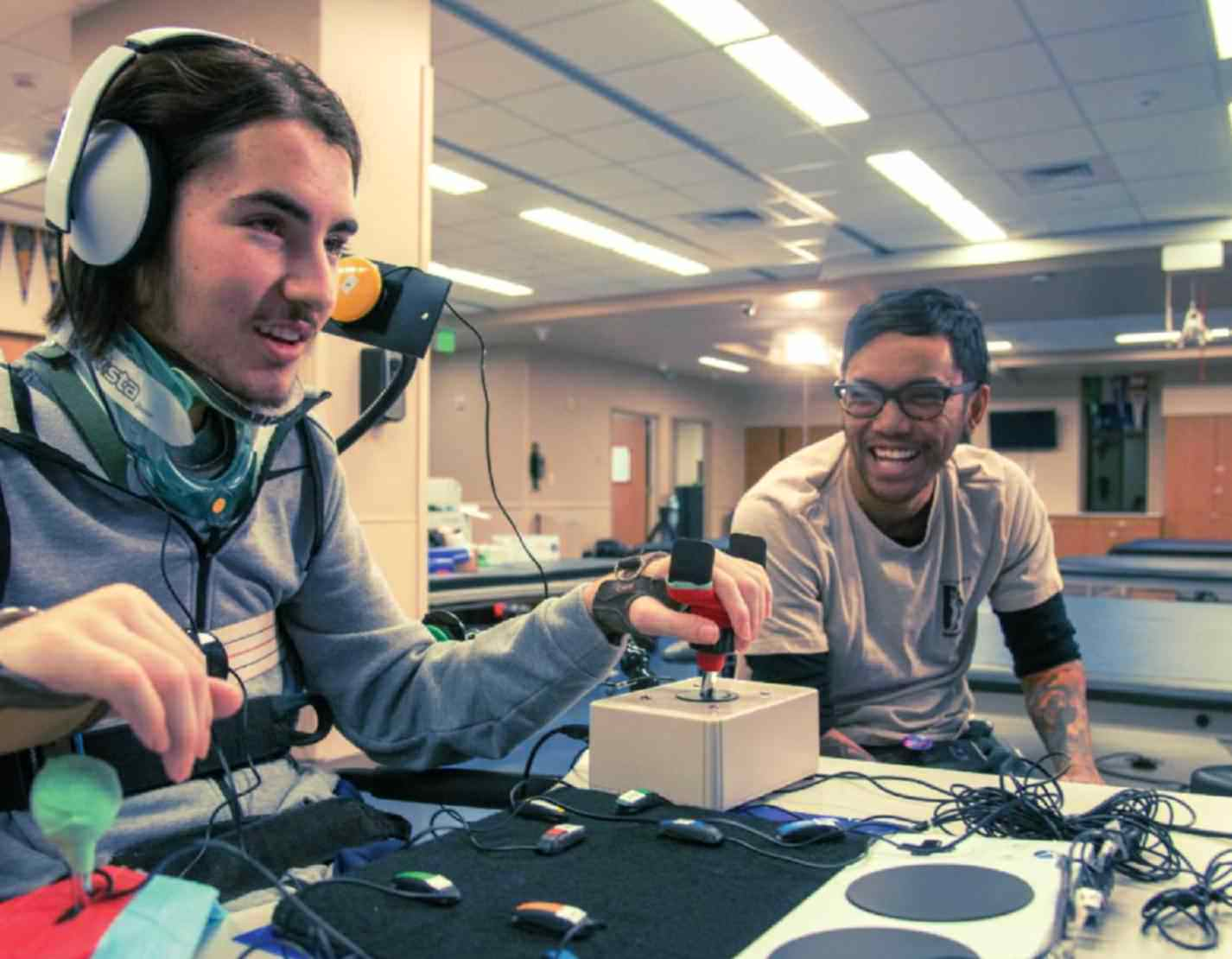 Making Games Inclusive For Gamers With Disabilities