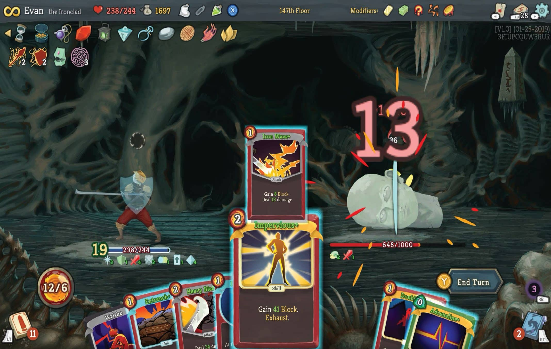 Slay The Spire  - One Of The Most Elegantly Designed Games In Recent Memory