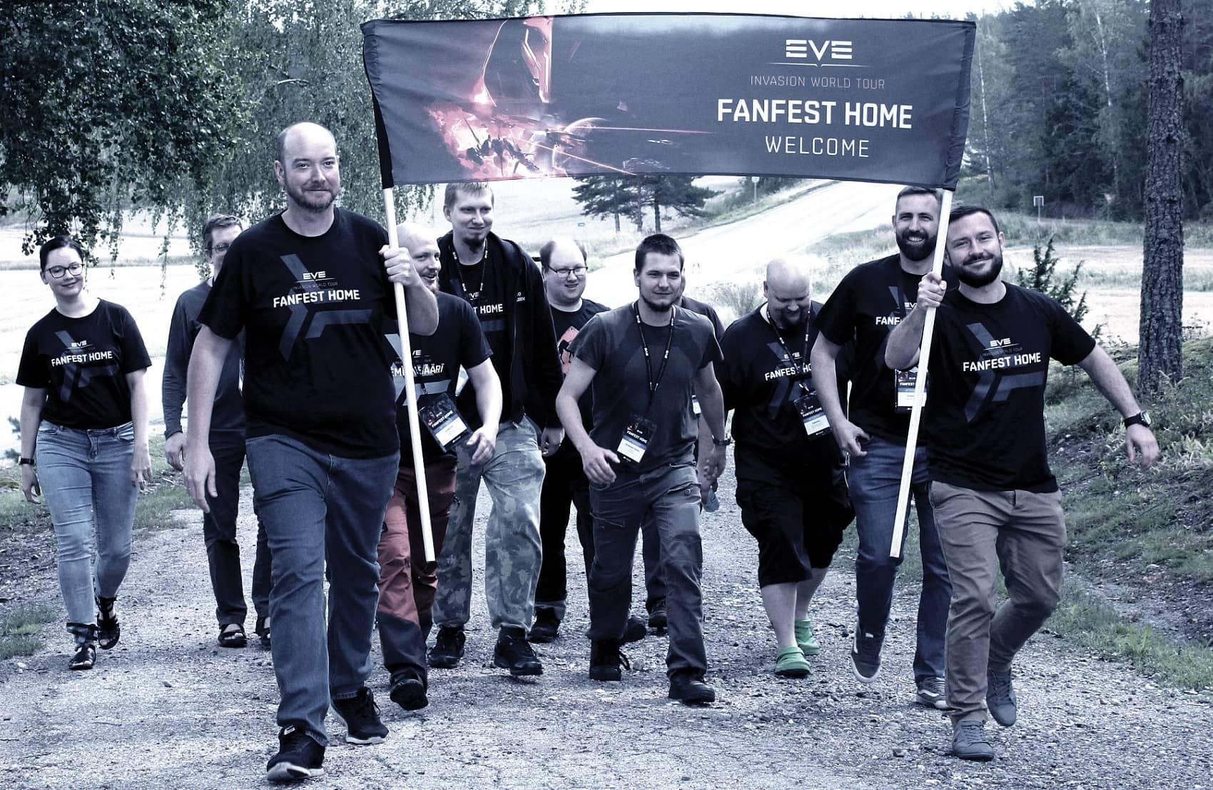 Eve - Invades Finland