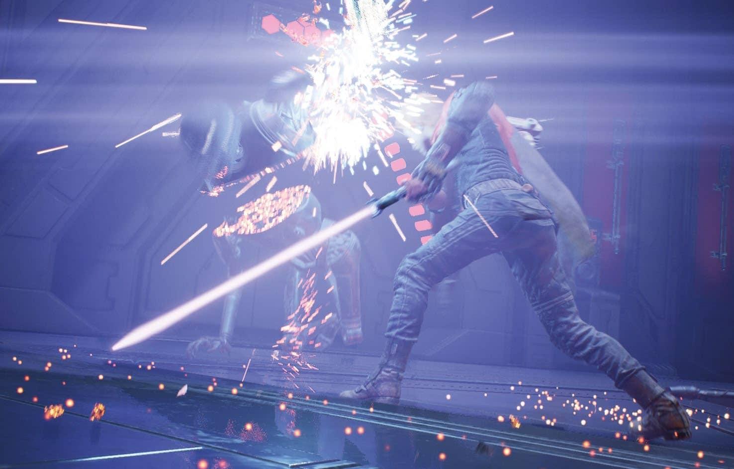Star Wars Jedi: Fallen Order - Rebel Assault