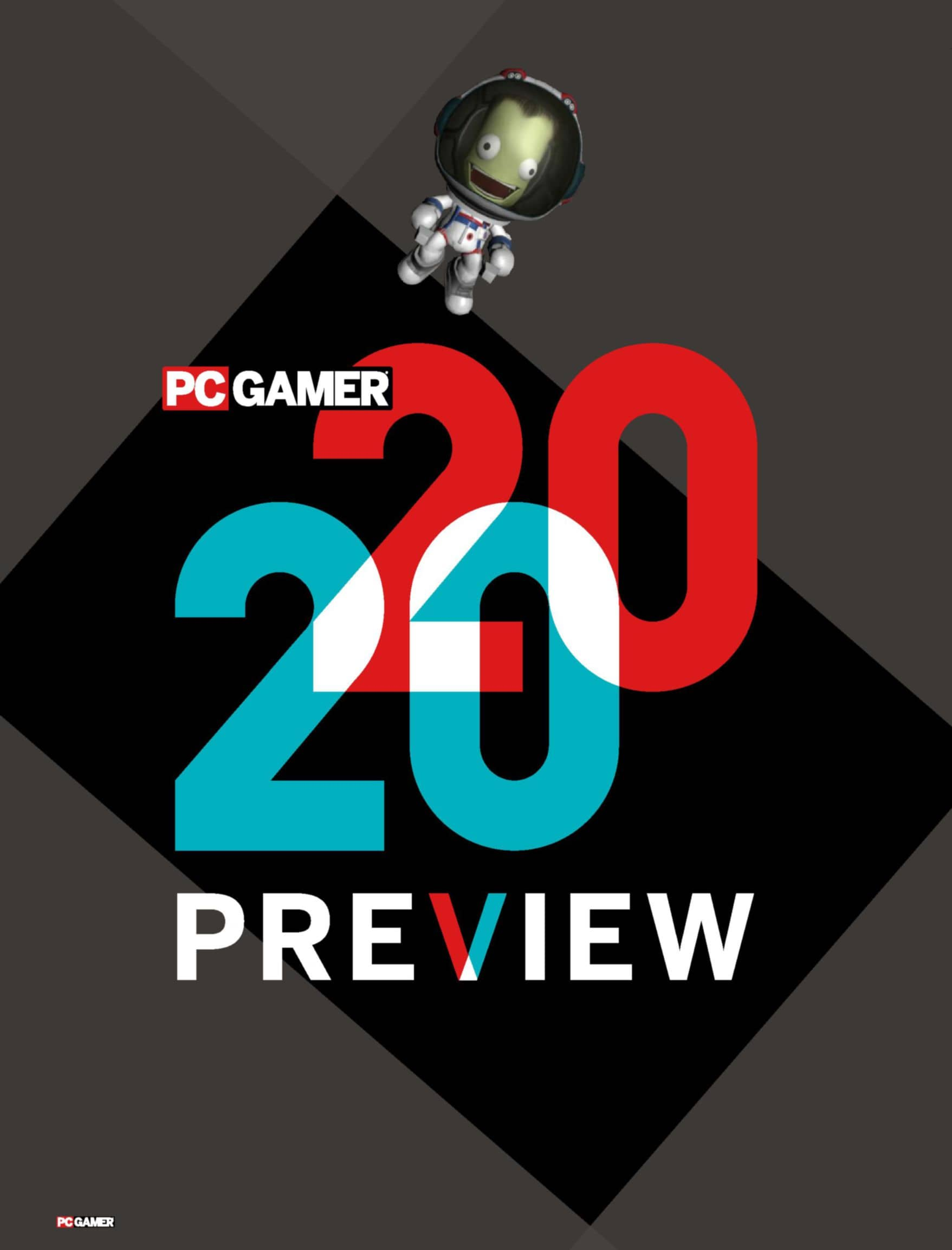 PC Gamer 2020 Preview