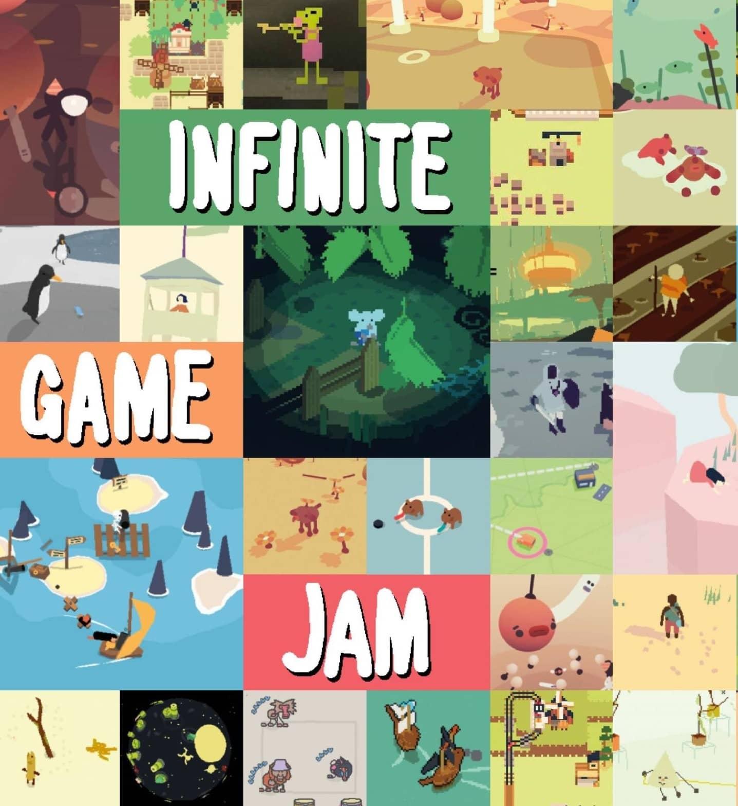 INFINITE GAME JAM