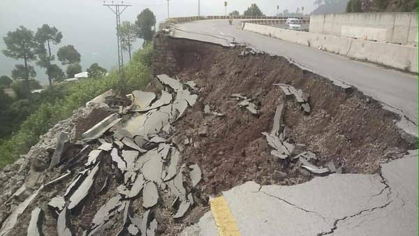 Land Sliding - A Most Common Disaster In Hilly Areas