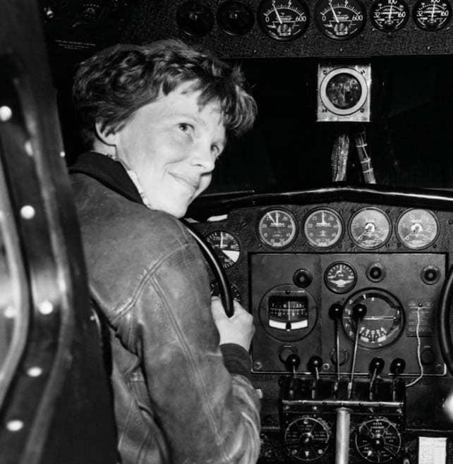 Earhart and Range