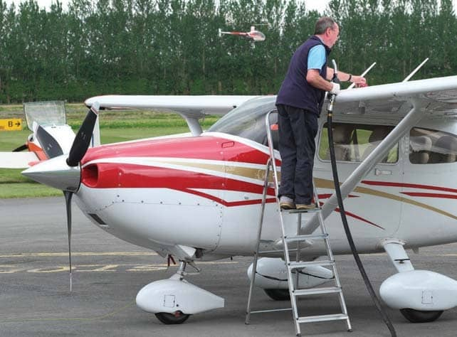 The Case of the Absent Avgas