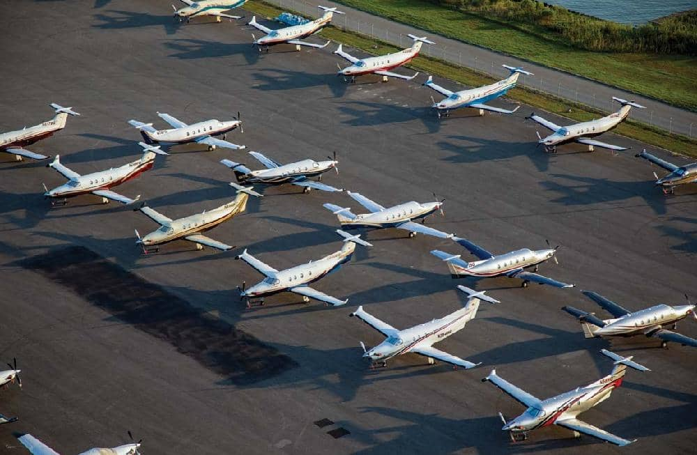 The Value of an Aircraft Type Club