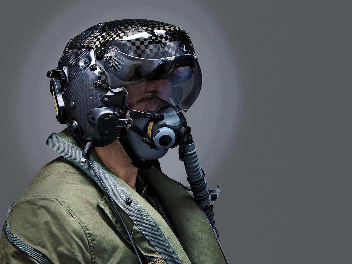 Magic Helmet for F35 ready for delivery  Ars Technica