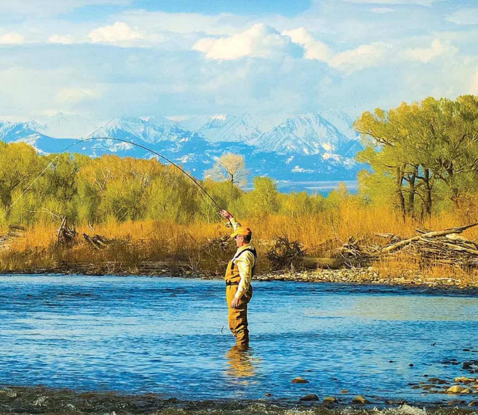 Trout Fishing Tips From An Expert