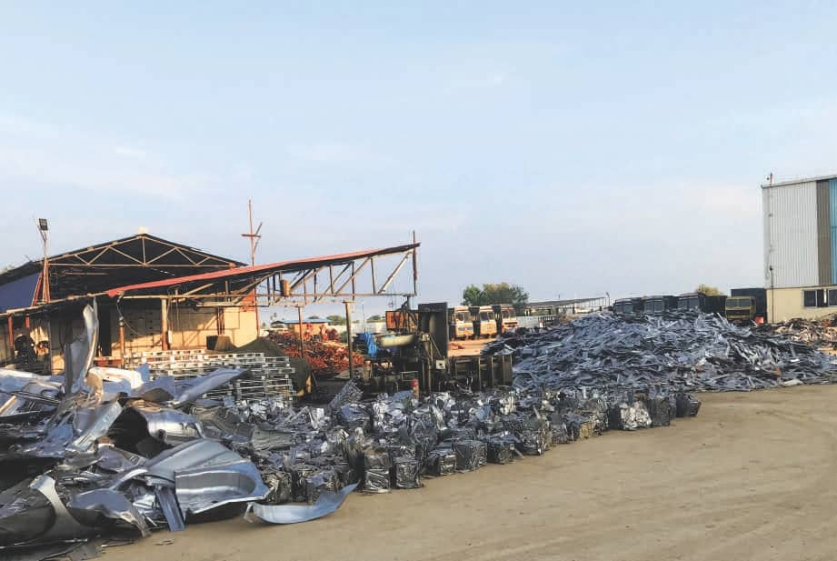 Auto Scrap Facility Draft Norms Drive Home 'Green' Point