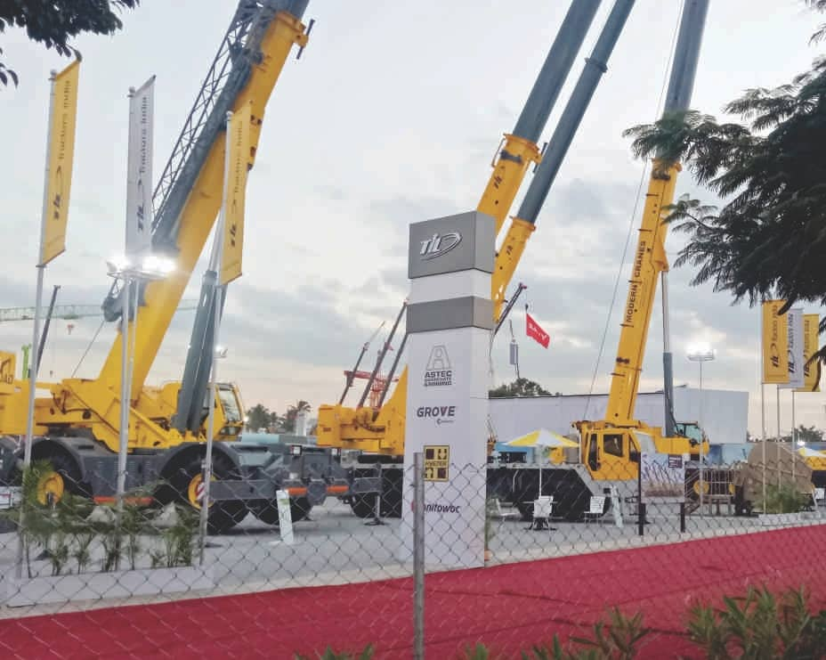 Construction Equipment Sector May See 40% Growth In Sales