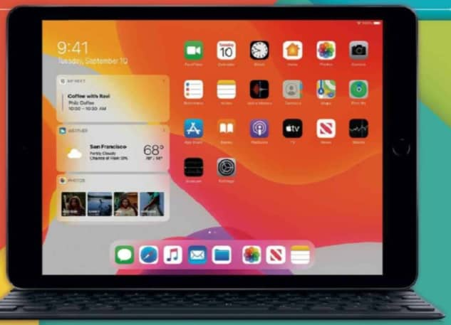 Apple iPad 10.2 In (2019)
