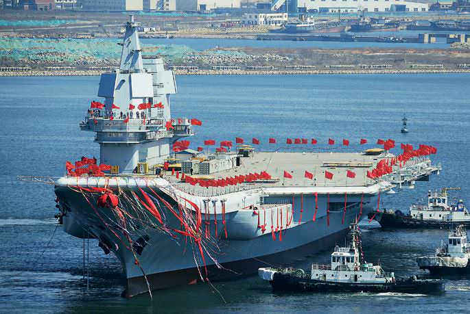 China Navy China Shipbuilding Industry Corp